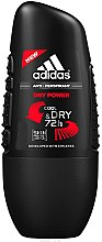 Parfumuri și produse cosmetice Antiperspirant Roll-On - Adidas Dry Power Anti-Perspirant Cool & Dry 72 h