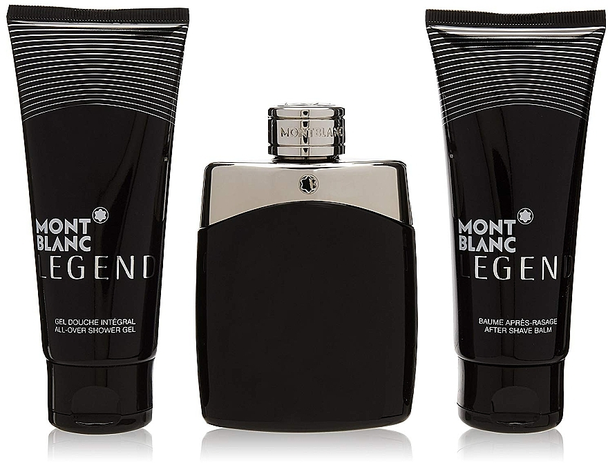 Montblanc Legend - Set (edt/100ml+ash/balm/100ml+sh/gel/100ml) — Imagine N2