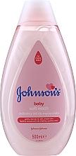 """Parfumuri și produse cosmetice Gel de baie """"Curățare moale"""" - Johnson's Baby Soft Wash Gel"""