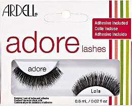 Parfumuri și produse cosmetice Extensii gene - Ardell Adore Strip Lashes with Adhesive Lola