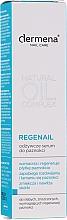 Parfumuri și produse cosmetice Ser nutritiv pentru unghii - Dermena Nail Care Natural Oil Complex