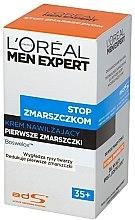 Parfumuri și produse cosmetice Cremă hidratantă pentru față - L'Oreal Paris Men Expert Stop