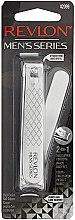 Parfumuri și produse cosmetice Unghieră pentru bărbați - Revlon Men's Series Dual-Ended Nail Clipper