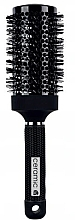 Parfumuri și produse cosmetice Perie Brushing, 498739, 55 mm - Inter-Vion Black Label Ceramic