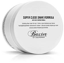Parfumuri și produse cosmetice Cremă de ras - Baxter of California Super Close Shave Formula