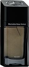 Parfumuri și produse cosmetice Mercedes-Benz Select Night - Apă de parfum
