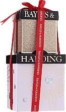 Parfumuri și produse cosmetice Set - Baylis & Harding Sweet Mandarin & Grapefruit (sh/gel/100ml + sh/cream/100ml + b/lot/50ml + b/salt/25g + sponge)