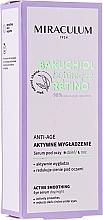 Parfumuri și produse cosmetice Ser pentru zona ochilor - Miraculum Bakuchiol Botanique Retino Anti-Age Serum
