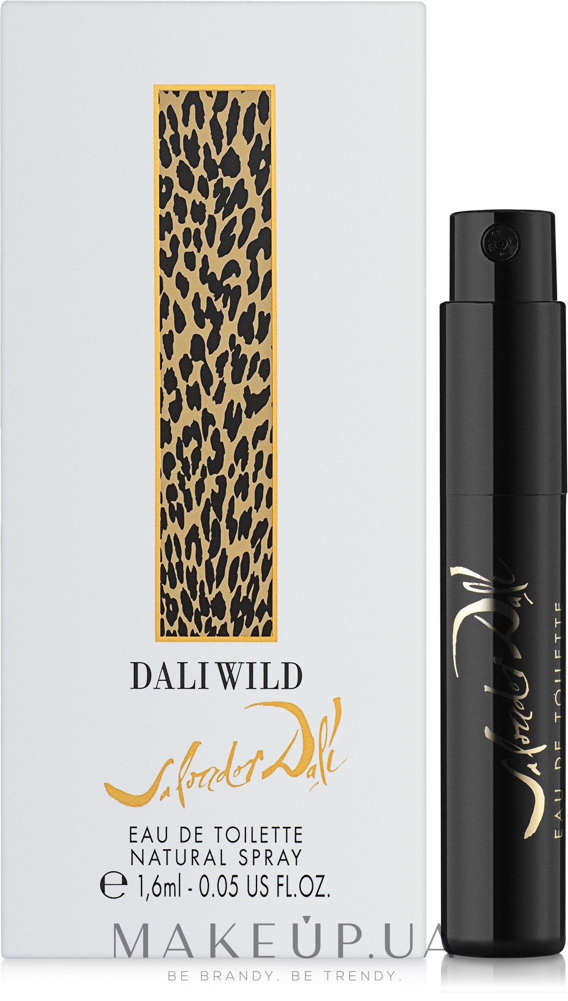 Salvador Dali Dali Wild - Apă de toaletă (mostră) — Imagine 1.6 ml