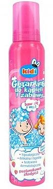 Spumă de baie - Kidi Bath Foam Wild Strawberry — Imagine N1