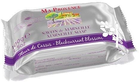 """Săpun de Marsilia """"Coacăză neagră"""" - Ma Provence Marseille Soap"""