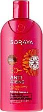 Parfumuri și produse cosmetice Lăptișor de corp 50+ - Soraya Anti-Agening Ultra Moisturizing Body Lotion 50+