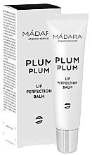 Parfumuri și produse cosmetice Balsam pentru buze - Madara Cosmetics Plum Plum Lip Balm