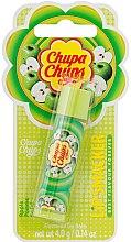 "Parfumuri și produse cosmetice Balsam de buze ""Apple"" - Lip Smacker Chupa Chups Apple Flavoured Lip Balm"