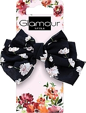 Parfumuri și produse cosmetice Elastic de păr, 417623, neagră - Glamour