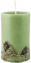 """Parfumuri și produse cosmetice Lumânare parfumată """"Mountain freshness"""" - Bulgarian Rose Aromatherapy Candle Mountain Fresh"""