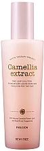 Parfumuri și produse cosmetice Emulsie antirid nutritivă și hidratantă pentru față - Dewytree Phyto Therapy Camellia Emulsion