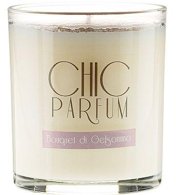 Lumânare parfumată - Chic Parfum Bouquet Di Gelsomino Candle — Imagine N1