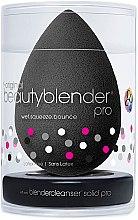 Parfumuri și produse cosmetice Set - Beautyblender Pro (sponge/1pc + soap/1pc)