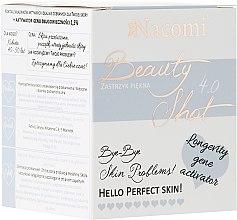 Parfumuri și produse cosmetice Ser concentrat pentru față - Nacomi Beauty Shots Concentrated Serum 4.0