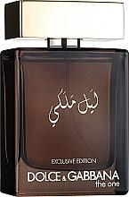 Parfumuri și produse cosmetice Dolce & Gabbana The One Royal Night - Apă de parfum