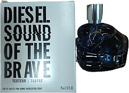 Parfumuri și produse cosmetice Diesel Sound Of The Brave - Apă de toaletă (tester cu capac)