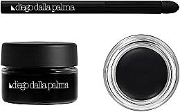 Духи, Парфюмерия, косметика Водостойкий карандаш-каял для глаз - Diego Dalla Palma Makeup Studio Oriental Kajal Waterproof