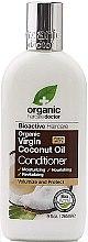 Parfumuri și produse cosmetice Balsam de corp - Dr. Organic Virgin Coconut Oil Conditioner