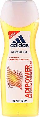 Set - Adidas Adipower Women (sh/gel/250ml + deo/spray/150ml) — Imagine N4