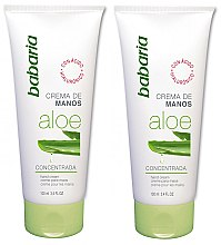 Parfumuri și produse cosmetice Set - Babaria Aloe Vera