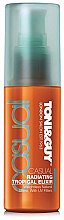 Parfumuri și produse cosmetice Elixir pentru păr - Toni & Guy Casual Radiating Tropical Elixir