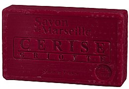 "Parfumuri și produse cosmetice Săpun natural ""Cireșe"" - Le Chatelard 1802 Soap Cherry"