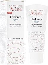 Parfumuri și produse cosmetice Cremă hidratantă pentru ten sensibil și uscat - Avene Hydrance Rich Hydrating Cream