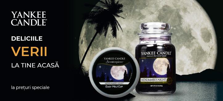 Promoție de la Yankee Candle