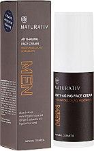 Parfumuri și produse cosmetice Cremă de față - Naturativ Men Face Cream