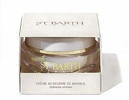 Parfumuri și produse cosmetice Cremă cu extract de mango pentru pielea uscată - Ligne St Barth Enriched Mango Butter Cream