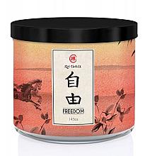 Parfumuri și produse cosmetice Kringle Candle Zen Freedom - Lumânare aromată