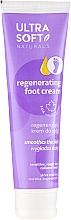 Parfumuri și produse cosmetice Cremă pentru picioare - Ultra Soft Naturals Regenerating Foot Cream Smoothes