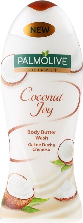 Cremă pentru duș - Palmolive Gourmet Coconut Joy Shower Cream