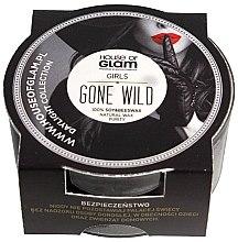 Parfumuri și produse cosmetice Lumânare parfumată - House of Glam Girls Gone Wild Candle (mini)