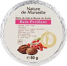 Parfumuri și produse cosmetice Bombă de baie - Nature de Marseille Goji&Shea Butter