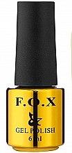 Parfumuri și produse cosmetice Gel lac de unghii - F.O.X Gel Polish Sugar Collection