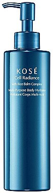 Loțiune de corp - KOSE Rice Power Extract Cell Radiance Multi-Purpose Body Hydrator — Imagine N1