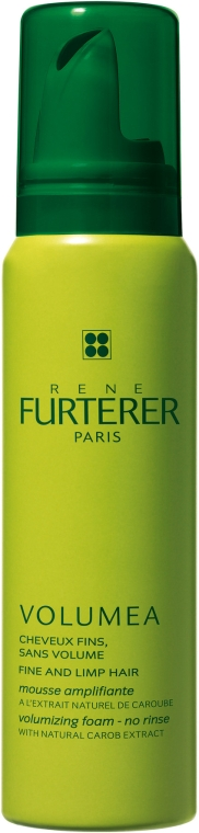 Spumă de păr pentru volum - Rene Furterer Volumea Leave-In Volumizing Foam  — Imagine N1