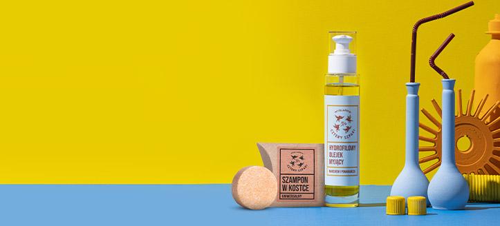 La achiziționarea produselor Cztery Szpaki începând cu suma de 302 MDL, primești cadou un șampon solid