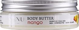 Parfumuri și produse cosmetice Masło do ciała Mango - Kanu Nature Mango Body Butter