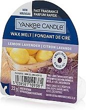 Parfumuri și produse cosmetice Ceară aromată - Yankee Candle Lemon Lavender Wax Melt