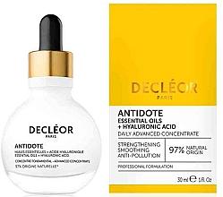 Parfumuri și produse cosmetice Concentrat antidot pentru față  - Decleor Antidote Serum