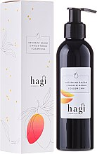 Parfumuri și produse cosmetice Loțiune naturală pentru corp cu ulei de Mango & Chia - Hagi