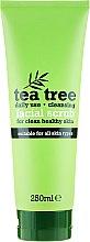 Parfumuri și produse cosmetice Scrub pentru față - Xpel Marketing Ltd Tea Tree Facial Scrub